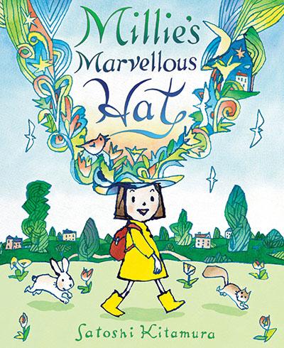 Millie's Marvellous Hat - Jacket