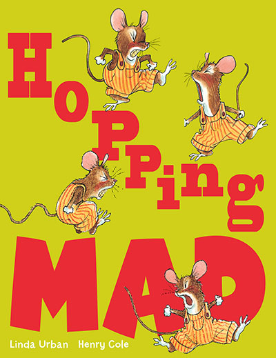 Hopping Mad - Jacket