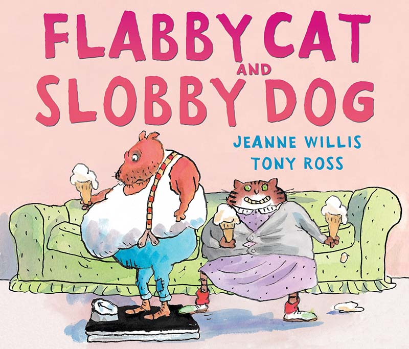 Flabby Cat and Slobby Dog - Jacket