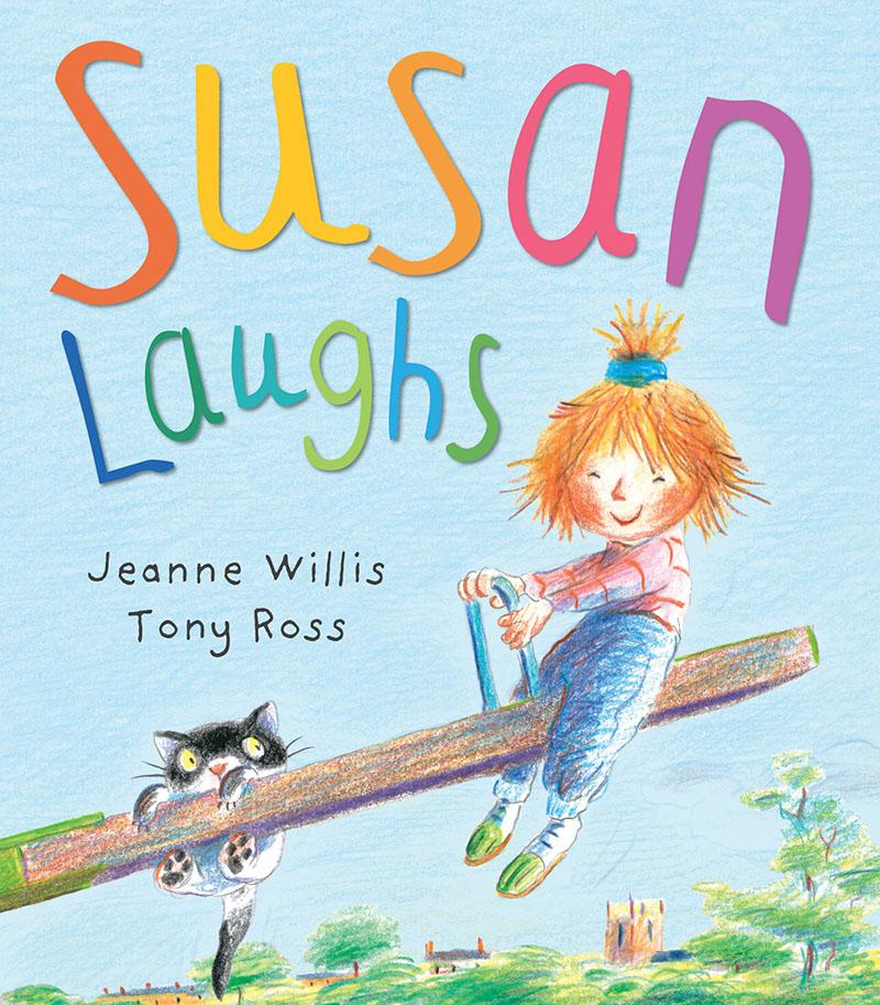 Susan Laughs - Jacket