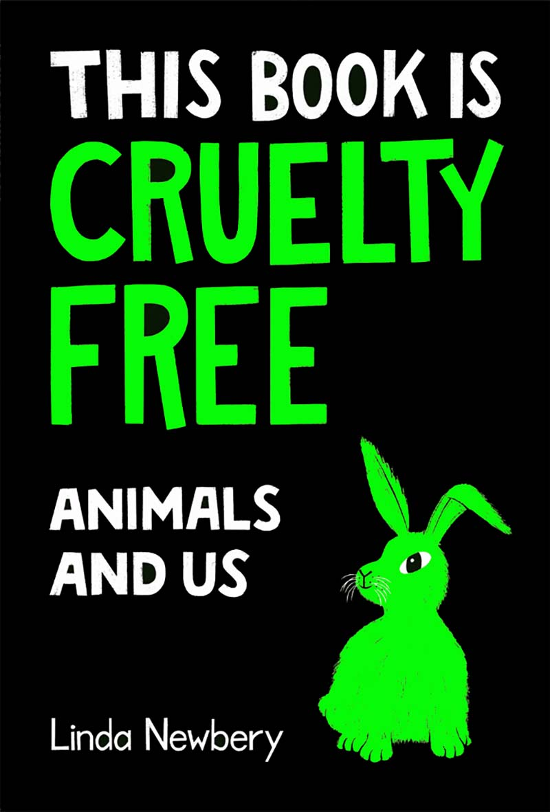 This Book is Cruelty-Free - Jacket