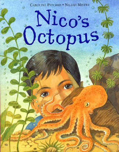 Nico's Octopus - Jacket