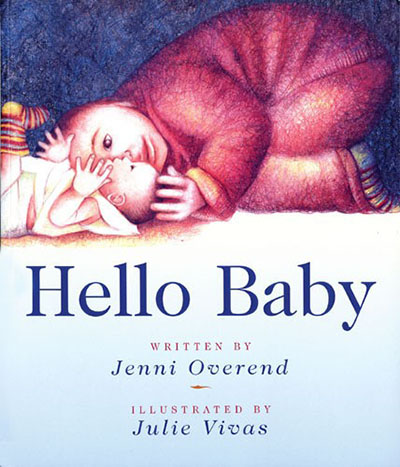 Hello Baby - Jacket