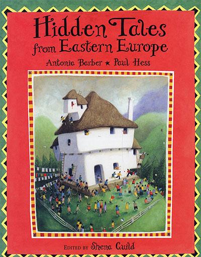 Hidden Tales from Eastern Europe - Jacket