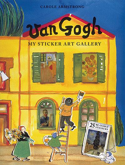 My Sticker Art Gallery: Van Gogh - Jacket