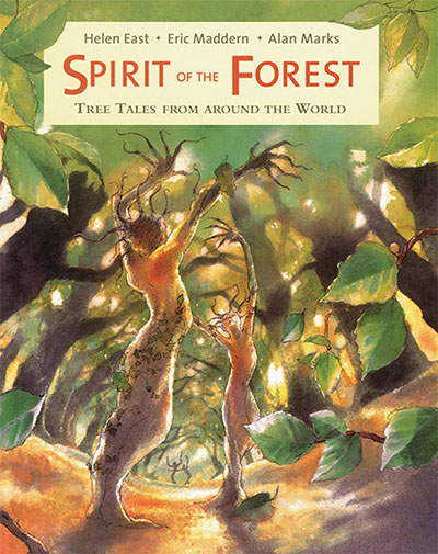 Spirit of the Forest - Jacket