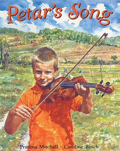Petar's Song - Jacket