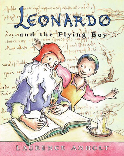 Leonardo and the Flying Boy Big Book - Jacket