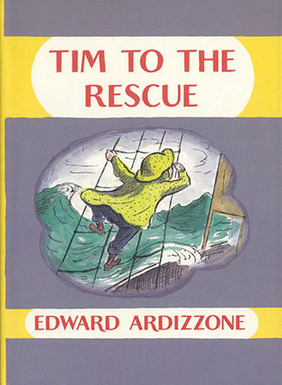 Tim to the Rescue - Jacket