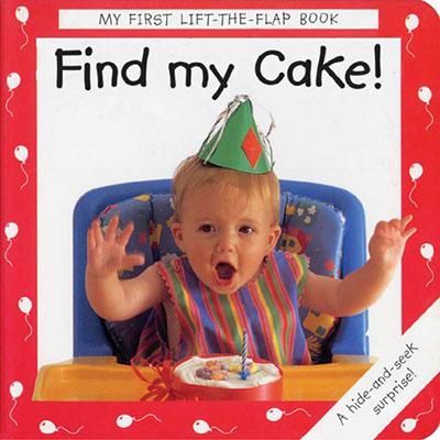 Find My Cake! - Jacket