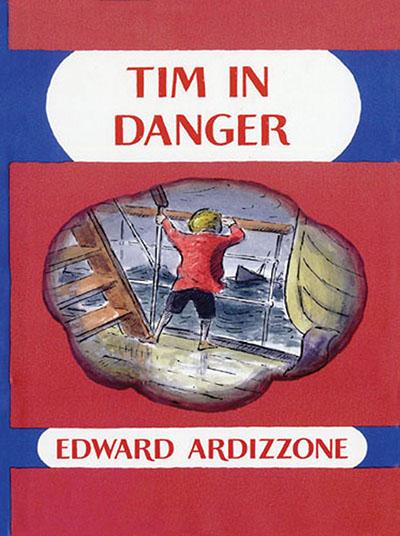 Tim in Danger - Jacket