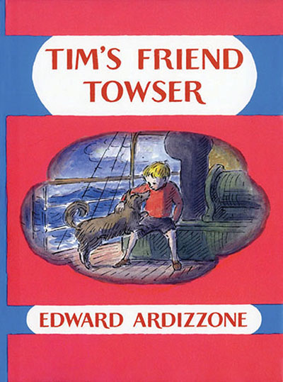 Tim's Friend Towser - Jacket