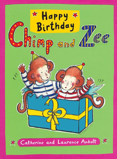 Happy Birthday Chimp and Zee - Jacket