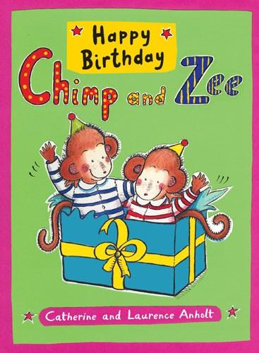 Happy Birthday Chimp and Zee - Jacket