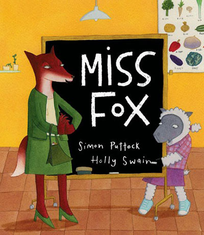Miss Fox - Jacket