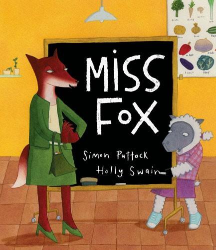 Miss Fox - Jacket