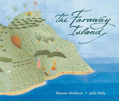 The  Faraway Island - Jacket