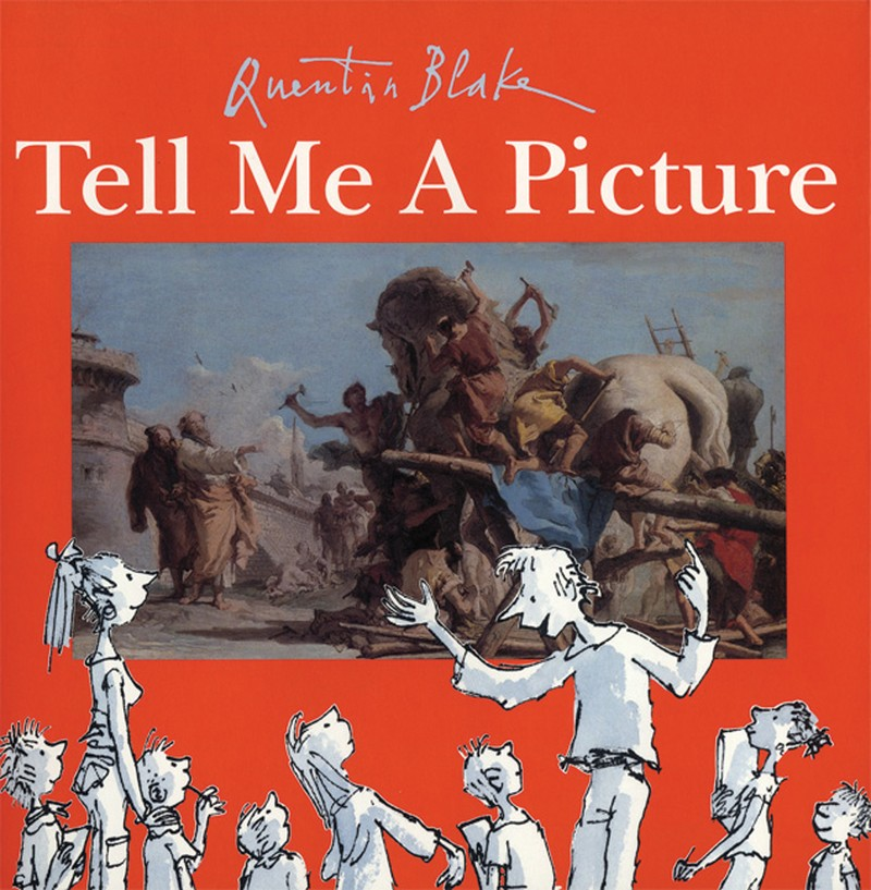 Tell Me a Picture - Jacket