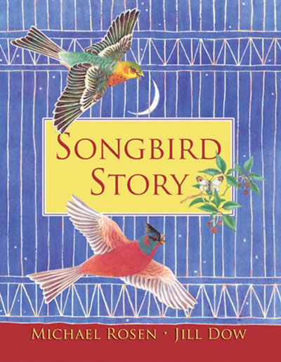 Songbird Story - Jacket