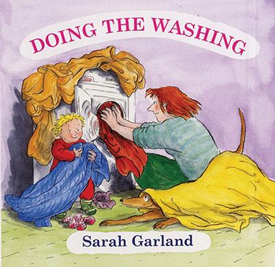 Doing the Washing - Jacket
