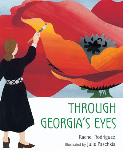 Through Georgia's Eyes - Jacket