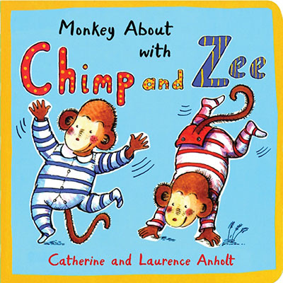 Monkey About with Chimp and Zee - Jacket