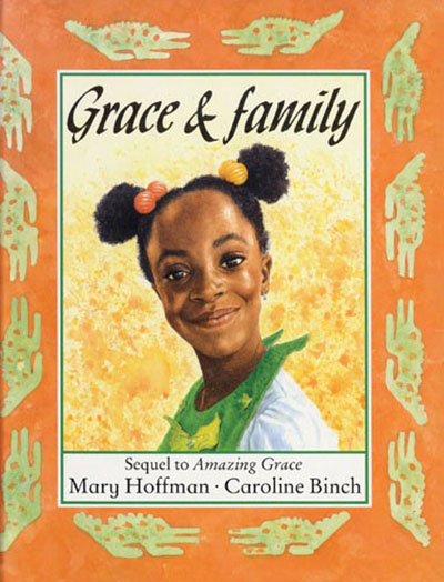 Grace and Family - Jacket