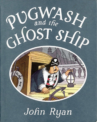 Pugwash and the Ghost Ship - Jacket