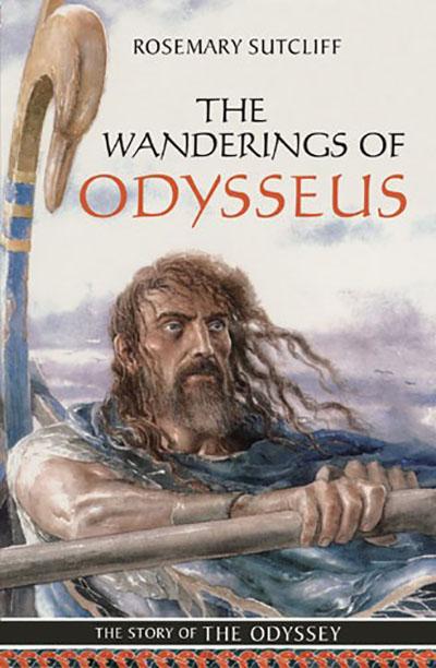 The  Wanderings of Odysseus - Jacket