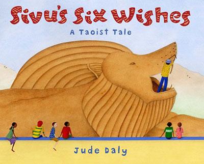 Sivu's Six Wishes - Jacket