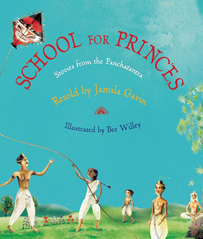 School for Princes - Jacket