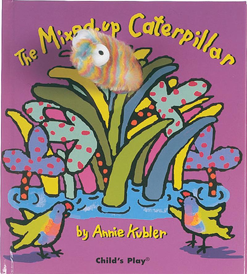 The Mixed-Up Caterpillar - Jacket