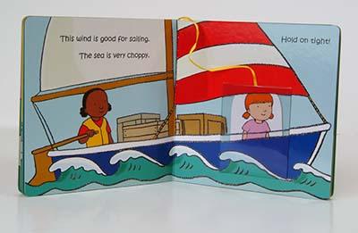 Little Ocean Explorers - Jacket