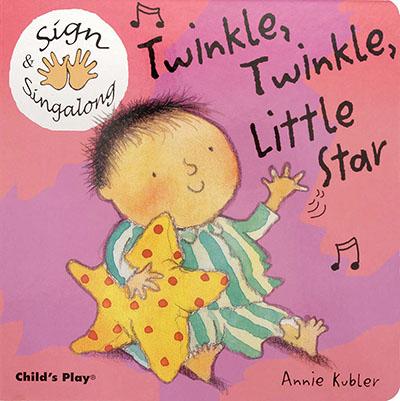 Twinkle, Twinkle, Little Star - Jacket
