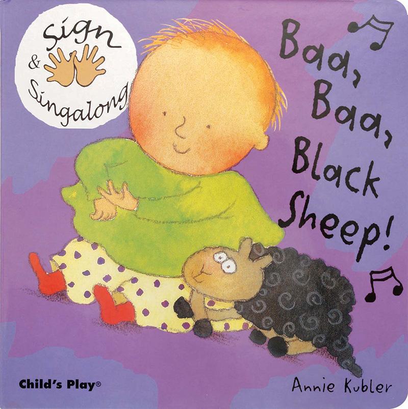 Baa, Baa, Black Sheep - Jacket