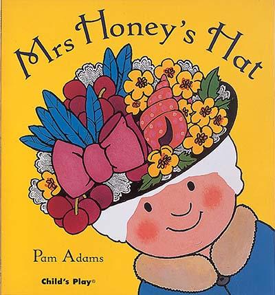 Mrs Honey's Hat Storysack - Jacket