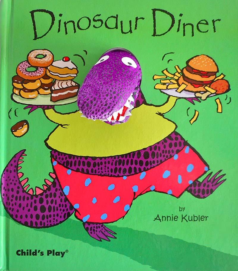 Dinosaur Diner - Jacket