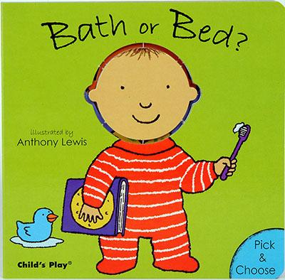 Bath or Bed? - Jacket