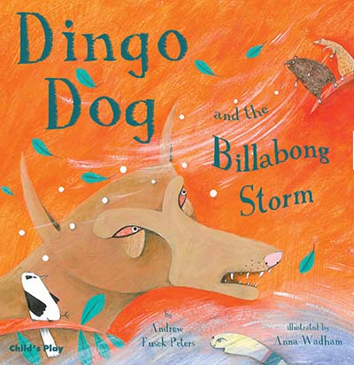 Dingo Dog and the Billabong Storm - Jacket