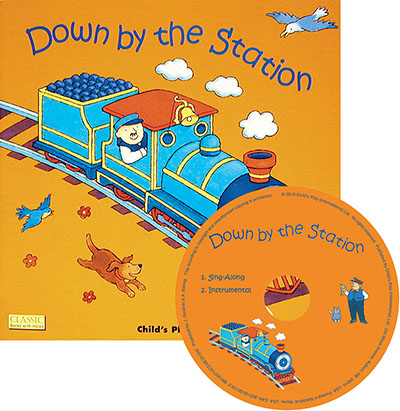 Down by the Station - Jacket