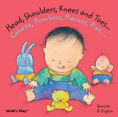 Head, Shoulders, Knees and Toes.../Cabeza, Hombros, Piernas, Pies... - Jacket