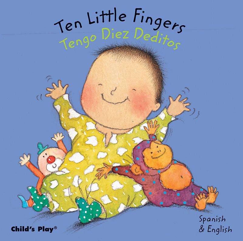 Ten little Fingers/Tengo Diez Deditos - Jacket