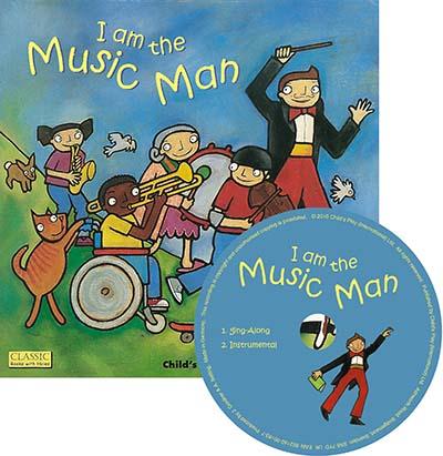 I am the Music Man - Jacket