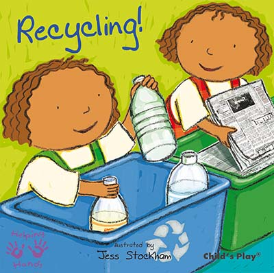 Recycling! - Jacket