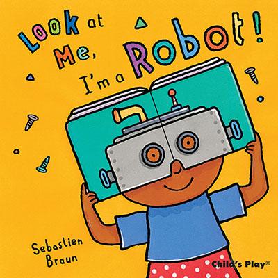 I'm a Robot! - Jacket