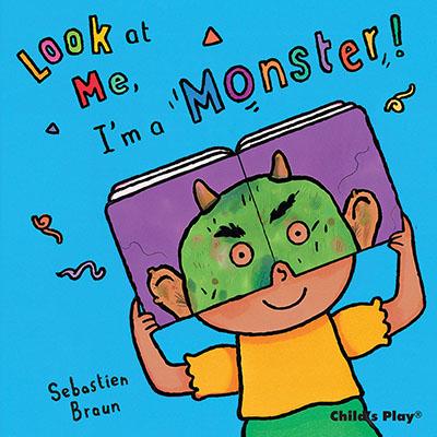 I'm a Monster! - Jacket