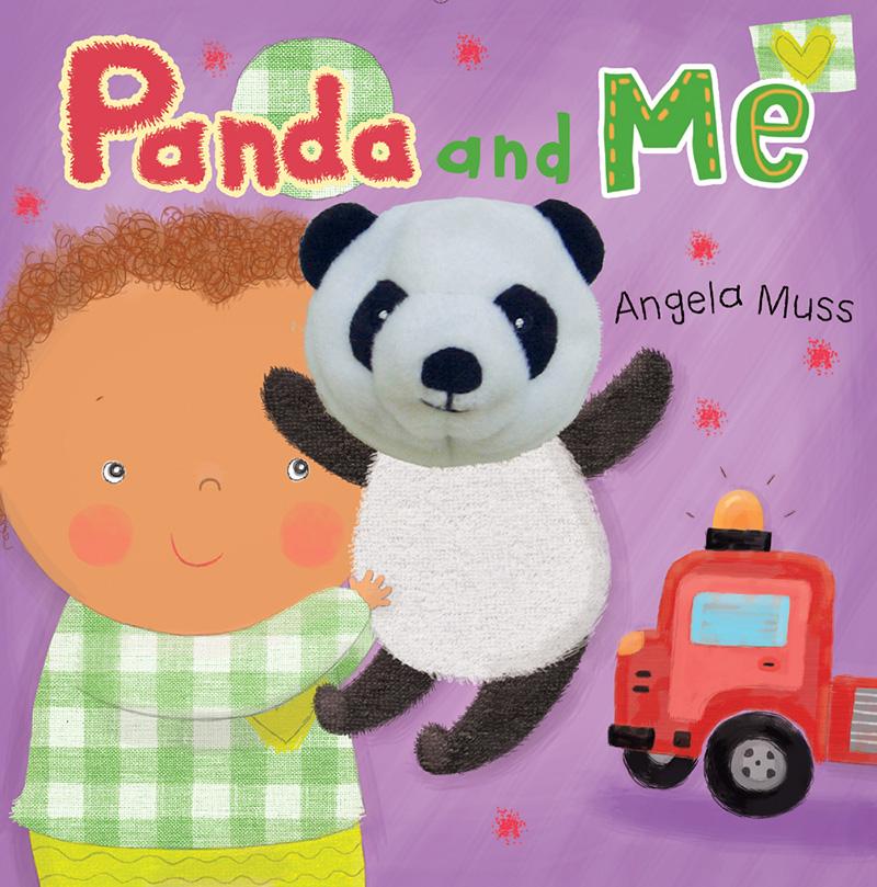 Panda and Me - Jacket