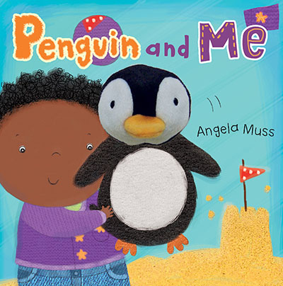 Penguin and Me - Jacket
