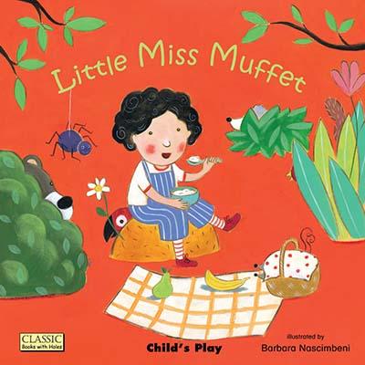 Little Miss Muffet - Jacket