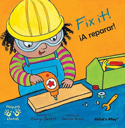 Fix it!/¡A reparar! - Jacket